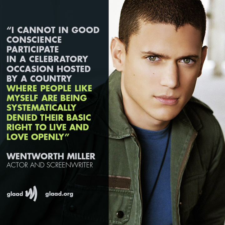 Two Things Y'all Apparently Didn't Know About Wentworth Miller